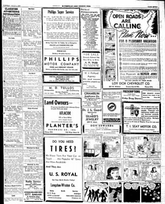 The Courier News from Blytheville, Arkansas on July 9, 1946 · Page 7