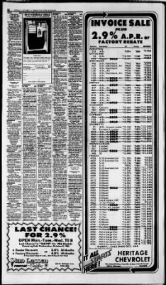Battle Creek Enquirer From Battle Creek, Michigan On October 6, 1986 · Page  22