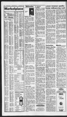 The Times Herald from Port Huron, Michigan on March 6, 1986 · Page 20