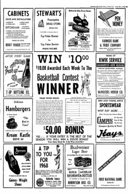 The Courier News from Blytheville, Arkansas on December 23, 1967 · Page 9