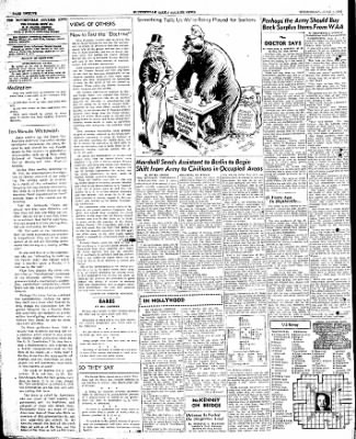 The Courier News from Blytheville, Arkansas on June 4, 1947 · Page 9