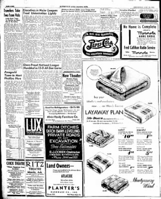 The Courier News from Blytheville, Arkansas on July 10, 1946 · Page 4