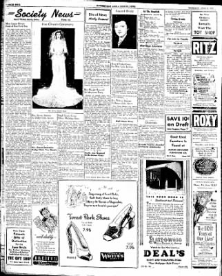 The Courier News from Blytheville, Arkansas on June 5, 1947 · Page 4