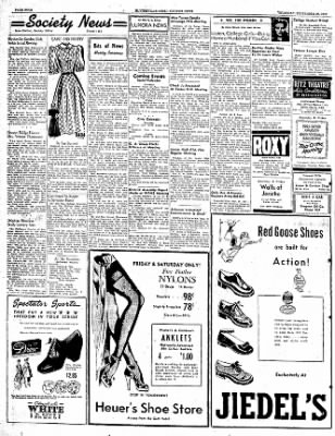 The Courier News from Blytheville, Arkansas on September 29, 1949 · Page 4