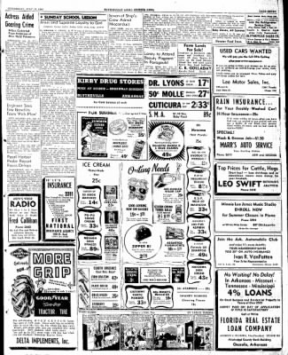 The Courier News from Blytheville, Arkansas on July 10, 1946 · Page 7