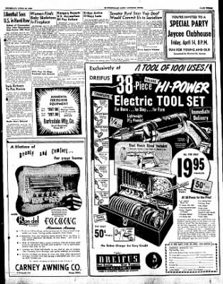 The Courier News from Blytheville, Arkansas on April 13, 1950 · Page 3