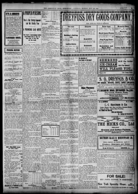 The Times from Shreveport, Louisiana on July 28, 1902 · Page 5