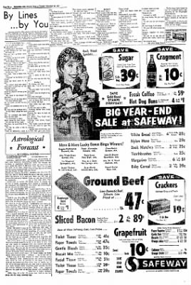 The Courier News from Blytheville, Arkansas on December 26, 1967 · Page 6