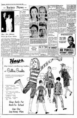 The Courier News from Blytheville, Arkansas on August 4, 1966 · Page 4