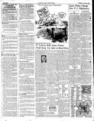 The Courier News from Blytheville, Arkansas on April 13, 1950 · Page 8