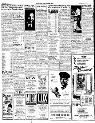 The Courier News from Blytheville, Arkansas on June 16, 1949 · Page 6