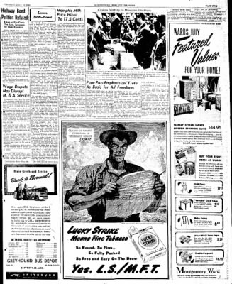 The Courier News from Blytheville, Arkansas on July 11, 1946 · Page 5