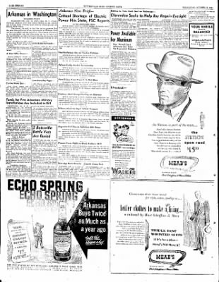 The Courier News from Blytheville, Arkansas on October 10, 1951 · Page 8