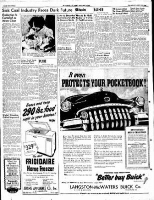 The Courier News from Blytheville, Arkansas on April 13, 1950 · Page 14