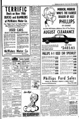 The Courier News from Blytheville, Arkansas on August 4, 1966 · Page 13