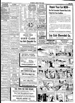 The Courier News from Blytheville, Arkansas on August 10, 1944 · Page 5