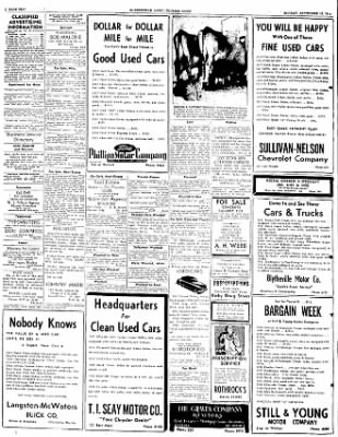 The Courier News from Blytheville, Arkansas on September 12, 1949 · Page 10