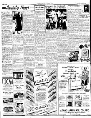 The Courier News from Blytheville, Arkansas on June 17, 1949 · Page 4