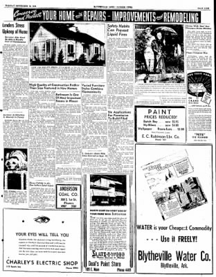The Courier News from Blytheville, Arkansas on September 13, 1949 · Page 9