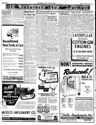 The Courier News from Blytheville, Arkansas on June 17, 1949 · Page 8