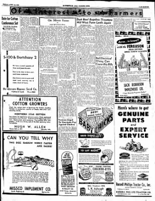 The Courier News from Blytheville, Arkansas on April 14, 1950 · Page 11