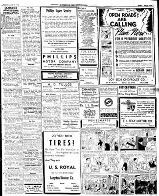 The Courier News from Blytheville, Arkansas on July 12, 1946 · Page 9