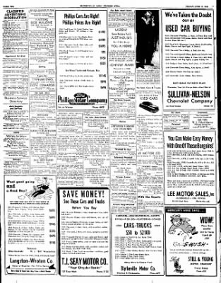The Courier News from Blytheville, Arkansas on June 17, 1949 · Page 10