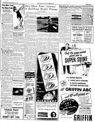 The Courier News from Blytheville, Arkansas on September 14, 1949 · Page 3