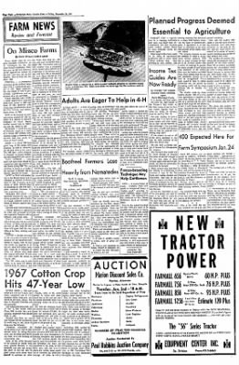 The Courier News from Blytheville, Arkansas on December 29, 1967 · Page 8