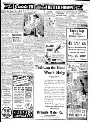 The Courier News from Blytheville, Arkansas on August 15, 1944 · Page 3