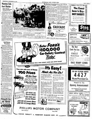 The Courier News from Blytheville, Arkansas on September 14, 1949 · Page 7