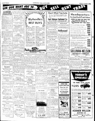 The Courier News from Blytheville, Arkansas on October 12, 1951 · Page 12