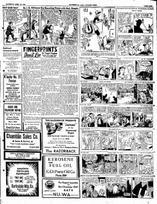 The Courier News from Blytheville, Arkansas on April 15, 1950 · Page 9