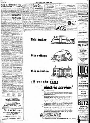 The Courier News from Blytheville, Arkansas on August 15, 1944 · Page 6