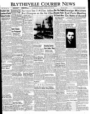 The Courier News from Blytheville, Arkansas on June 20, 1949 · Page 1