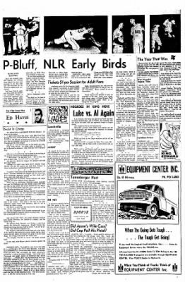 The Courier News from Blytheville, Arkansas on August 9, 1966 · Page 7