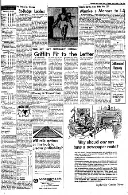 The Courier News from Blytheville, Arkansas on August 9, 1966 · Page 8