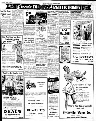 The Courier News from Blytheville, Arkansas on June 10, 1947 · Page 9