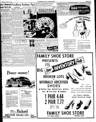 The Courier News from Blytheville, Arkansas on June 20, 1949 · Page 5
