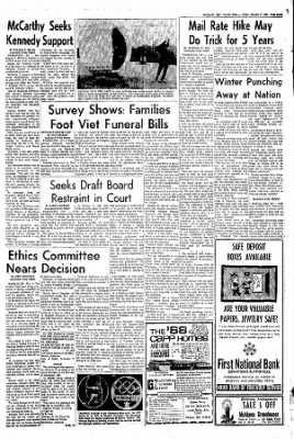 The Courier News from Blytheville, Arkansas on January 5, 1968 · Page 7