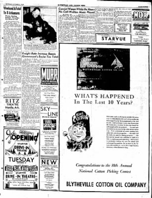 The Courier News from Blytheville, Arkansas on October 3, 1949 · Page 11
