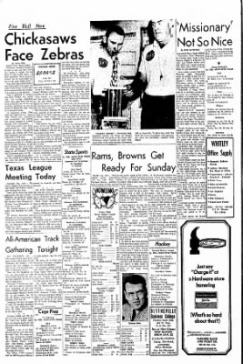 The Courier News from Blytheville, Arkansas on January 5, 1968 · Page 10