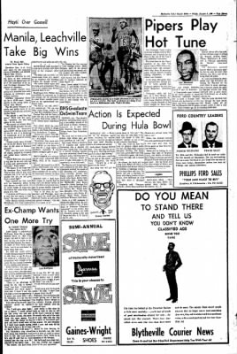 The Courier News from Blytheville, Arkansas on January 5, 1968 · Page 11