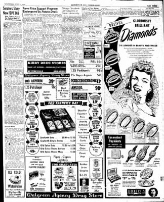 The Courier News from Blytheville, Arkansas on June 11, 1947 · Page 3