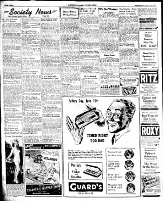 The Courier News from Blytheville, Arkansas on June 11, 1947 · Page 4