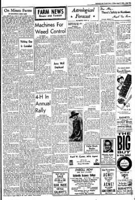 The Courier News from Blytheville, Arkansas on August 12, 1966 · Page 7