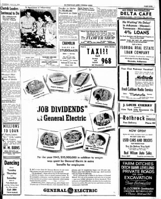 The Courier News from Blytheville, Arkansas on July 16, 1946 · Page 9