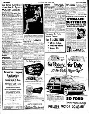 The Courier News from Blytheville, Arkansas on April 17, 1950 · Page 14