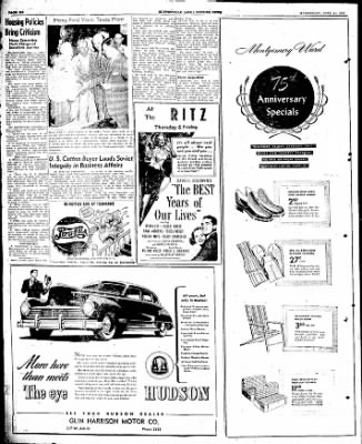 The Courier News from Blytheville, Arkansas on June 11, 1947 · Page 6