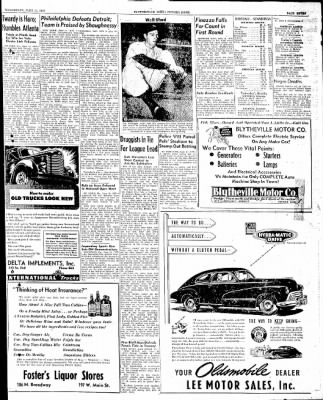 The Courier News from Blytheville, Arkansas on June 11, 1947 · Page 7